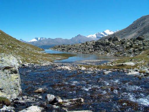 Bergwelt in Embd