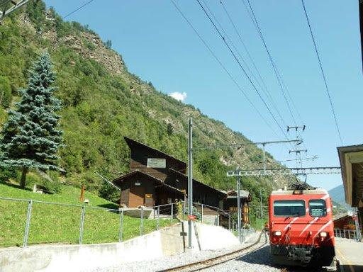 Bahnhof Kalpetran