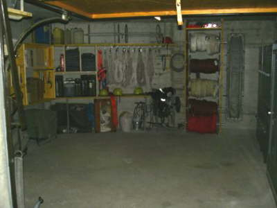 Feuerwehrlokal der Gemeinde Embd