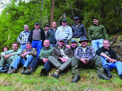 Jägergruppe Embd Kalpetran