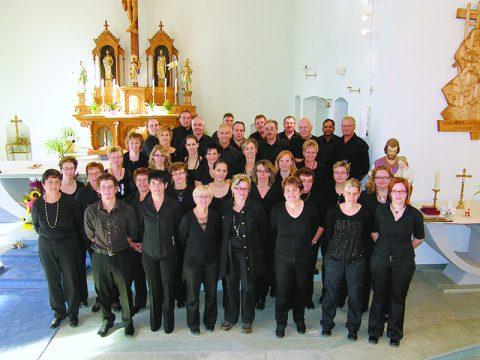 Kirchenchor Embd
