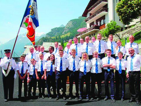 Musikverein Alpengruss Embd